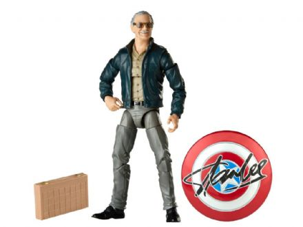 Hasbro Marvel Comics 80th Anniversary Marvel Legends Stan Lee Action Figure